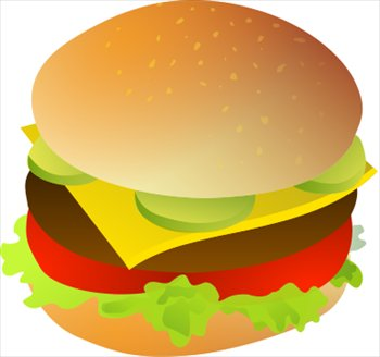 cheeseburger-clipart